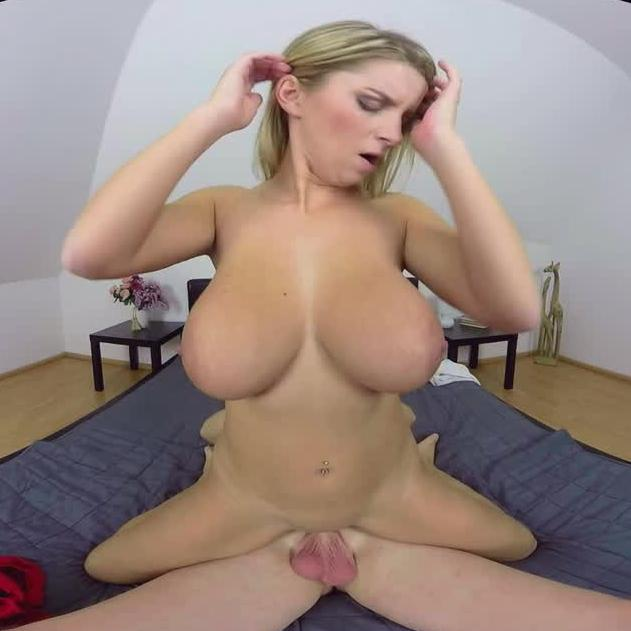 Amazing Huge Boobies Grabbed And Played