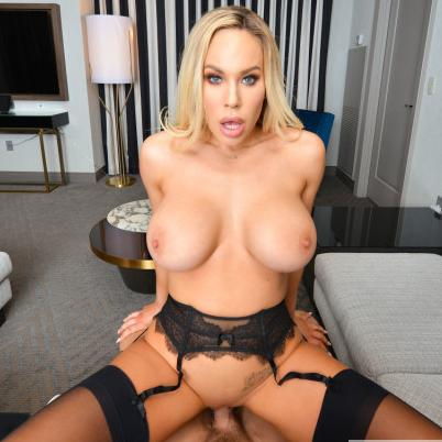 Blonde Bombshell Olivia Austin Fucks You