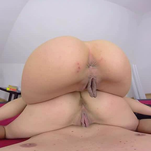 POV Time With Nicole Riding Hard